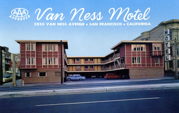 Image result for van ness inn san francisco