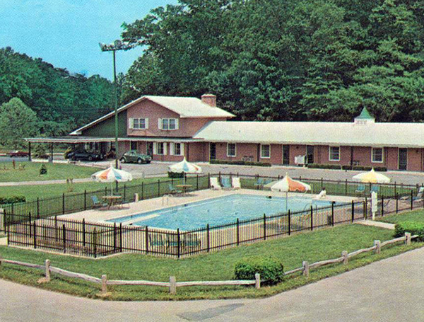 This motel is scheduled to close and be razed (if it hasn't happened ...