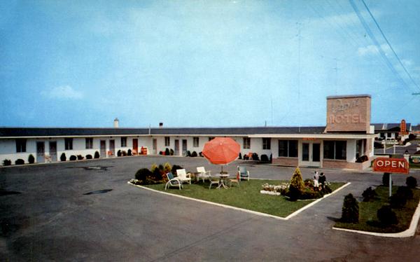 Budget Motel Pleasantville Nj