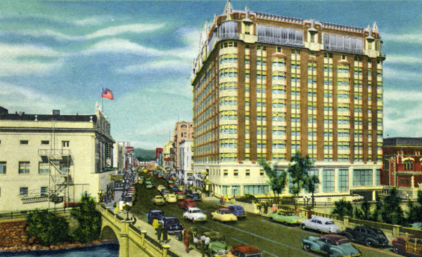 Photos: A look back at the Mapes Hotel